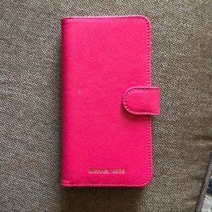Michael Kors iPhone 8 Plus phone case